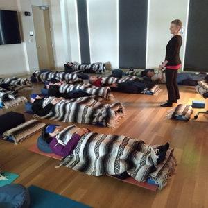 Trauma Sensitive Yoga and iRest© Meditation-UNT-Dallas @ UNT-Dallas Student Center, 2nd Floor