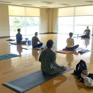 Yoga Class – Cedar Hill RC @ Cedar Hill Recreation Center